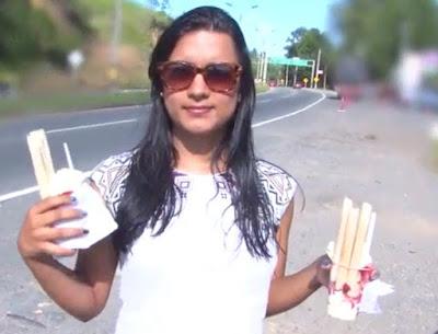 Vendedora de Carretera:Porno en Español