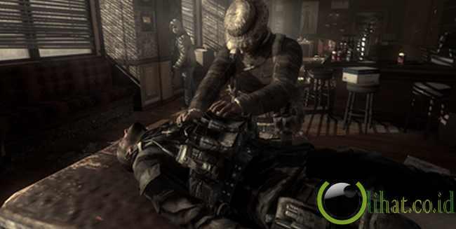 Call of Duty: Modern Warfare 3 (Kematian Soap)