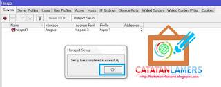 Tutorial Lengkap Cara Setting Hotspot Mikrotik dan Userman