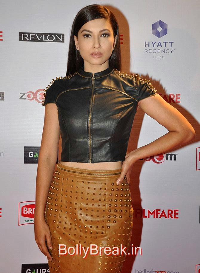 Gauhar Khan, Filmfare Awards 2015 Red Carpet Pics for Nominations Pre Party