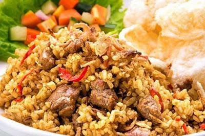 Resep Nasi Goreng Sapi