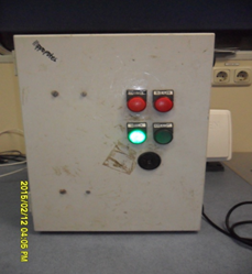 Bilge alarm reciever unit
