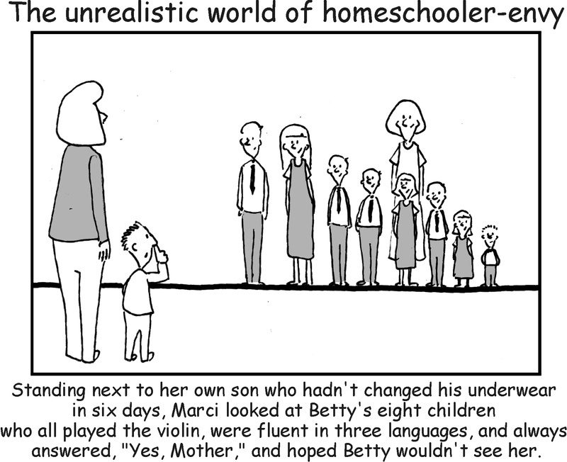 i really do homeschool all these kids i am sad because i have found such joy in homeschooling