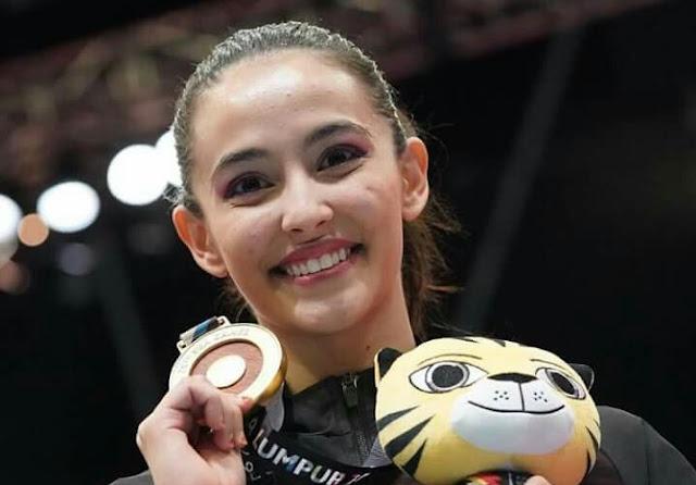 Biodata Farah Ann Abdul Hadi Ratu Gimnastik Malaysia