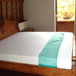 karimun lumbung resort bed