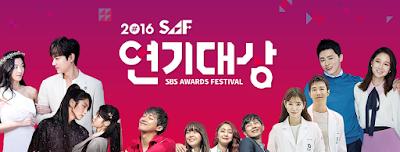 SBS DRAMA AWARDS (2016)