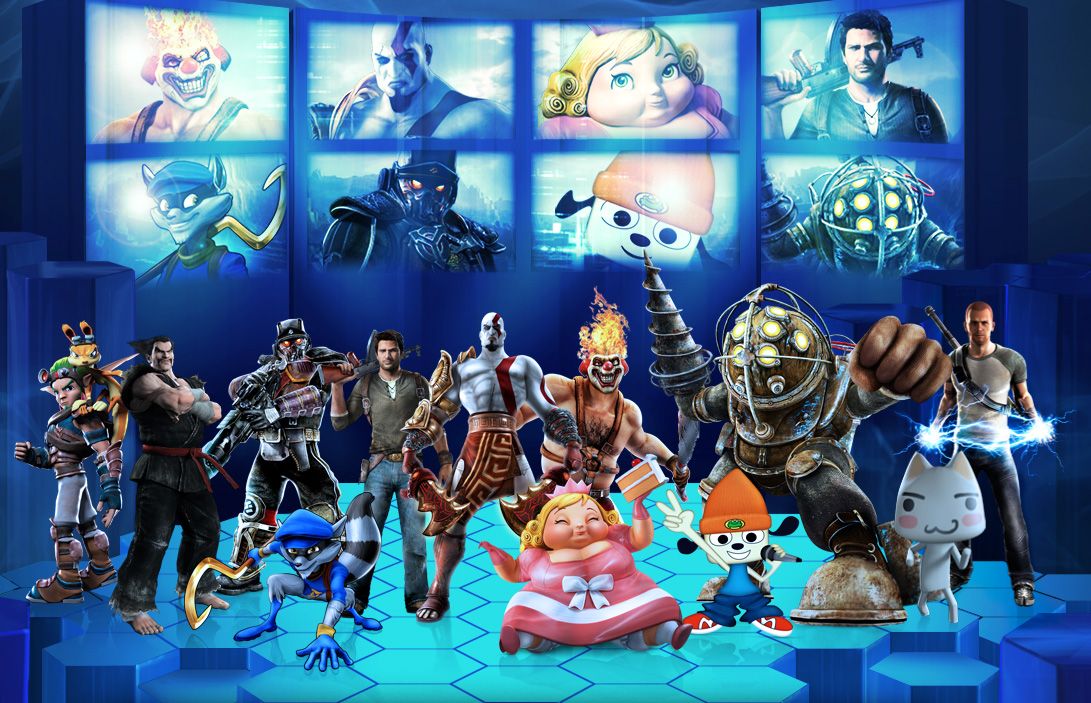 A Playstation All Stars: Battle Royale Character Wishlist