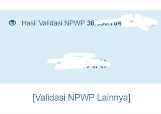 Cara Cek Apakah NPWP Masih Aktif atau Tidak Secara Online Tutorial Cek Apakah NPWP Masih Aktif atau Tidak Secara Online