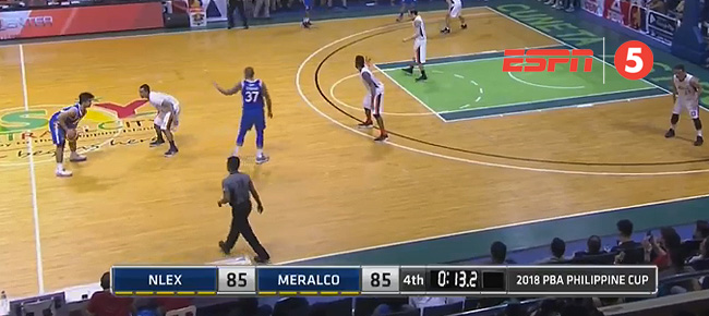 Kiefer Ravena's Game-Winning Shot vs. Meralco (VIDEO)