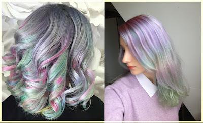 Soft Pastel Hair Color - 18 Best Hair Color Trend 2016