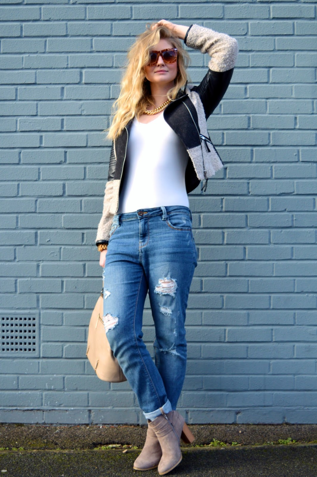 UK fashion blog, fashion bloggers, how to wear boyfriend jeans, Dalry Rose blog, personal stylist