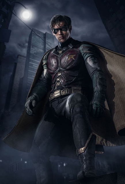 """Primeras imágenes de Robin en """"Titans"""" - DC Comics"""
