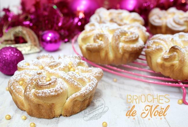 brioches bouclettes