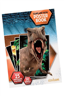 Jurassic World Poster Book