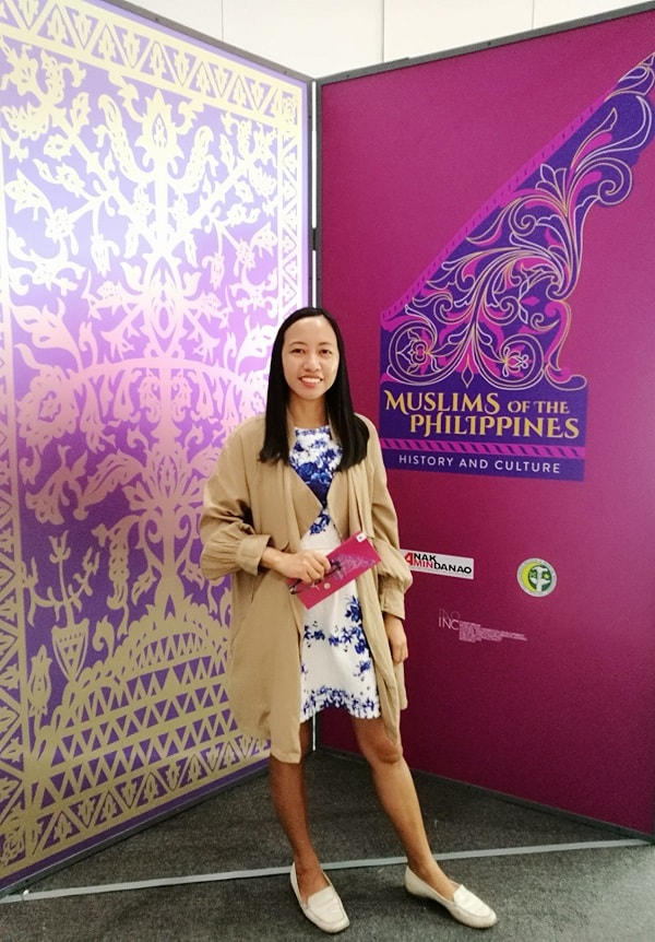 Muslims of the Philippines Exhibit at SM Aura Premier