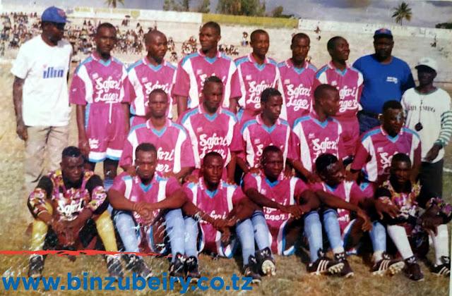 MILAMBO FC 'TAIFA JIPYA' AMBALO HALITASAHAULIKA TABORA, HII NI 1996 KUNA KIDAU, NJOHOLE, IDDI MOSHI, KILOWOKO…