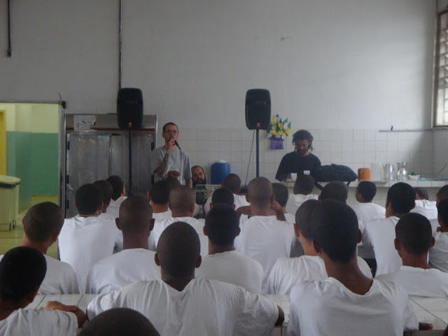 Internos da Fundação Casa receberão aulas sobre Hip Hop