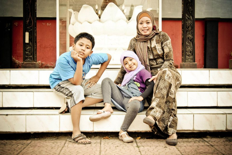 Lokasi Ari-Ari Ibu Kartini di Mayong Jepara