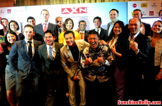 The Apprentice Asia by AXN Premiere, AirAisa, AXN, The Apprentice Asia, Reality Show, Lifestyle