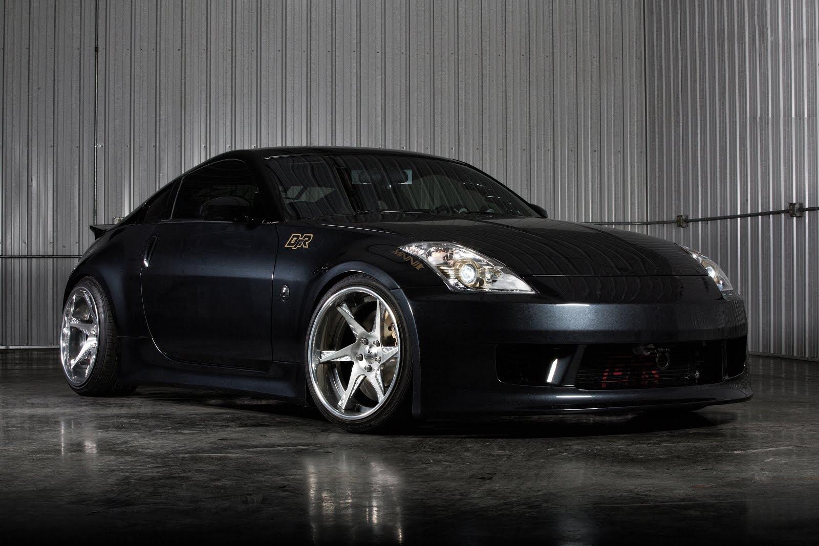Nissan 350z Black What we've ...