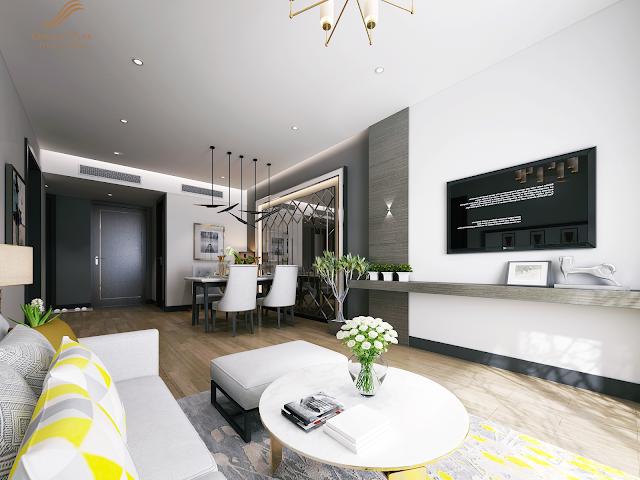 Thiết kế căn hộ Golden Peak Nha Trang