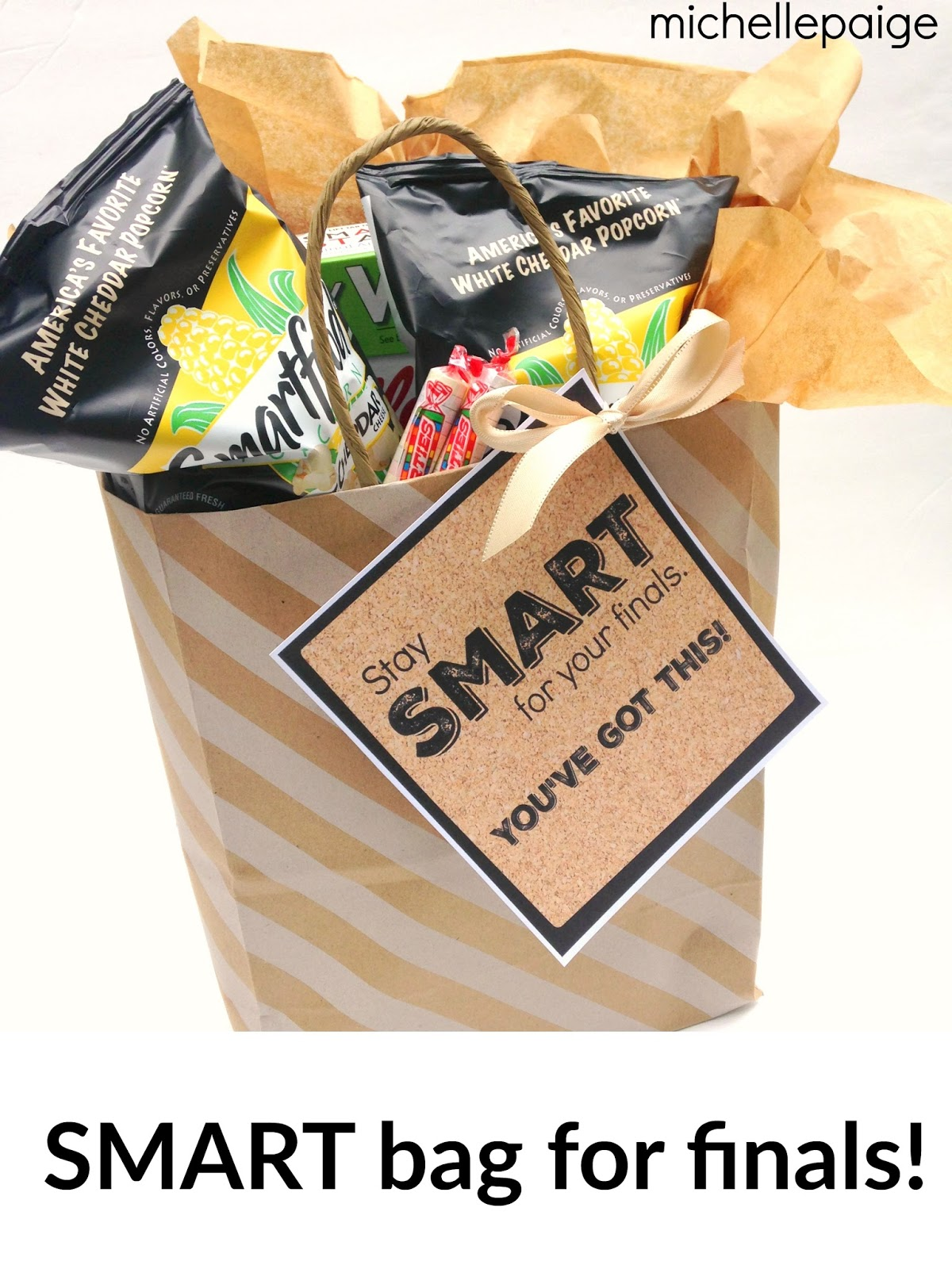 College Finals 'Smart' Gift Bag