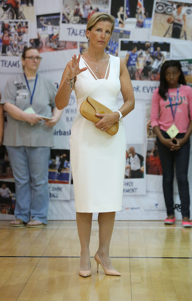 British Wheelchair Basketball announces Sophie, Countess of Wessex, as their Royal Patron at the Cottage Sports Centre