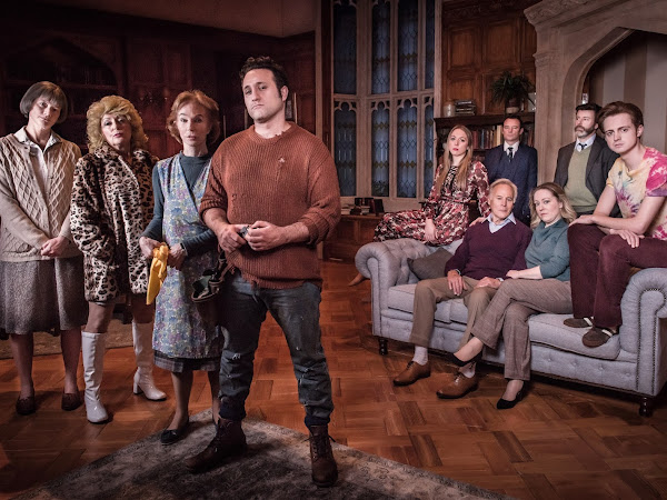 A Judgement in Stone, New Victoria Theatre | Review