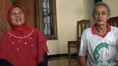 Perjuangan sebuah keluarga untuk meraih mimpinya ke tanah suci dengan menabung (news.detik.com)