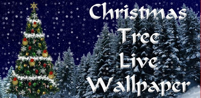 Christmas Tree Live Wallpaper for Android ~ Tutorials All -Photoshop-Flash Tutorials ...