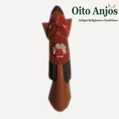 Carranca  * Oito Anjos Artigos Religiosos e Loja Esotérica