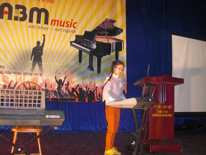 Học organ tại Hà Nội