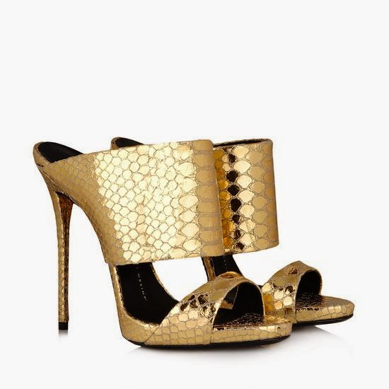 Giuseppe-Zanotti-Gold-Python-Mules