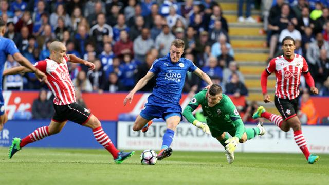 [Video] Cuplikan Gol Leicester 0-0 Southampton (Liga Inggris)