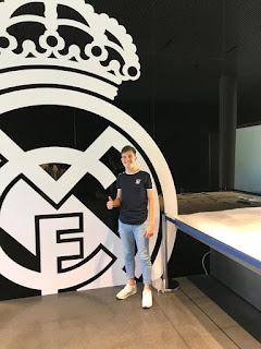 David González ficha por el Real Madrid