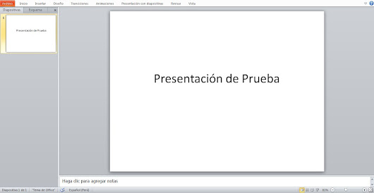 Selecting Monitor to Project PowerPoint Presentation