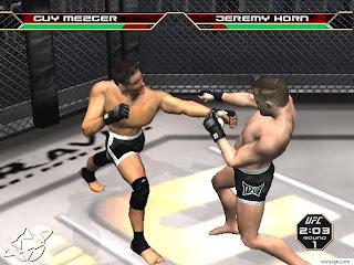UFC: Throwdown (PS2) 2002