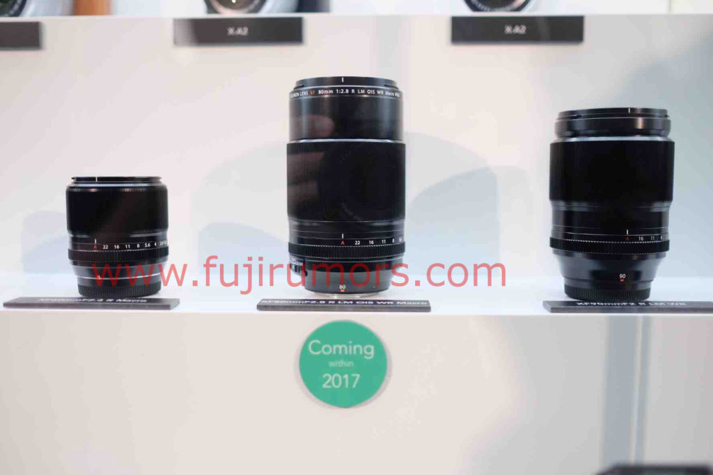 Объективы Fujifilm. XF 80mm f/2.8 Macro