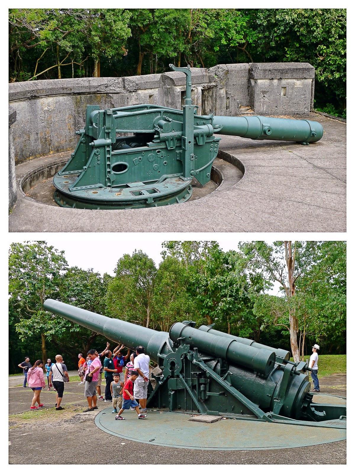 Corregidor Guns