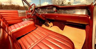 1961 Cadillac DeVille Convertible Dashboard