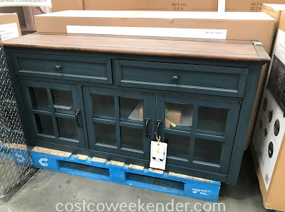 Costco 2000771 - Pike and Main Annie Accent Console features plenty of storage space
