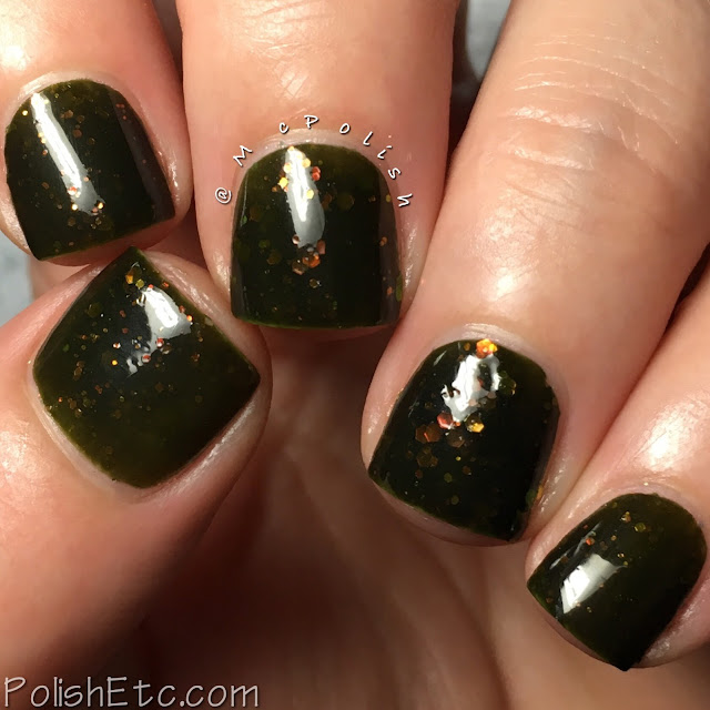 KBShimmer - Fall 2017 Blogger Collaboration Collection - McPolish - #squadgouls