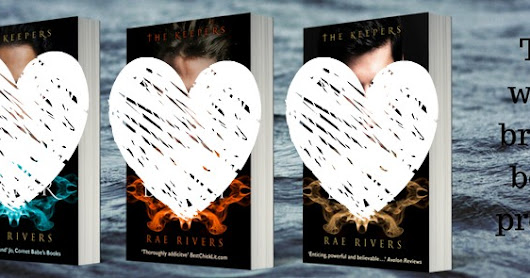 The Keepers Series by Rae Rivers Revamped Cover Reveal!