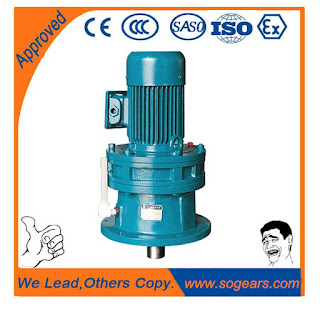 cyclodal gear motors