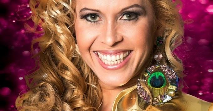 Joelma, ex-Calypso, fará primeiro show de carreira solo em Goiânia