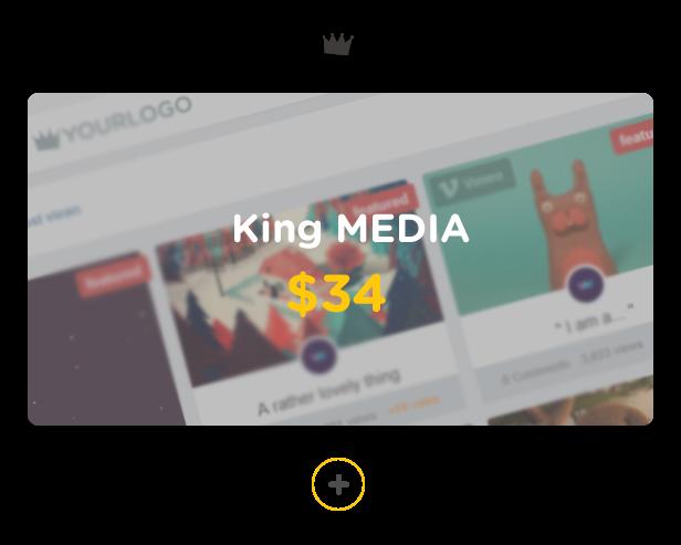 King MEDIA Bundle - 1
