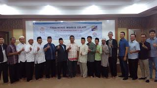 Training Waris Islam dipondok Pesantren Al-Gontory