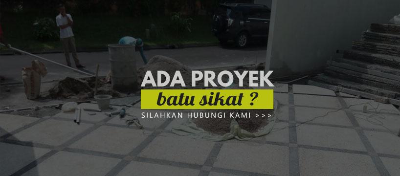 HARGA BATU SIKAT UNTUK CARPORT 2018