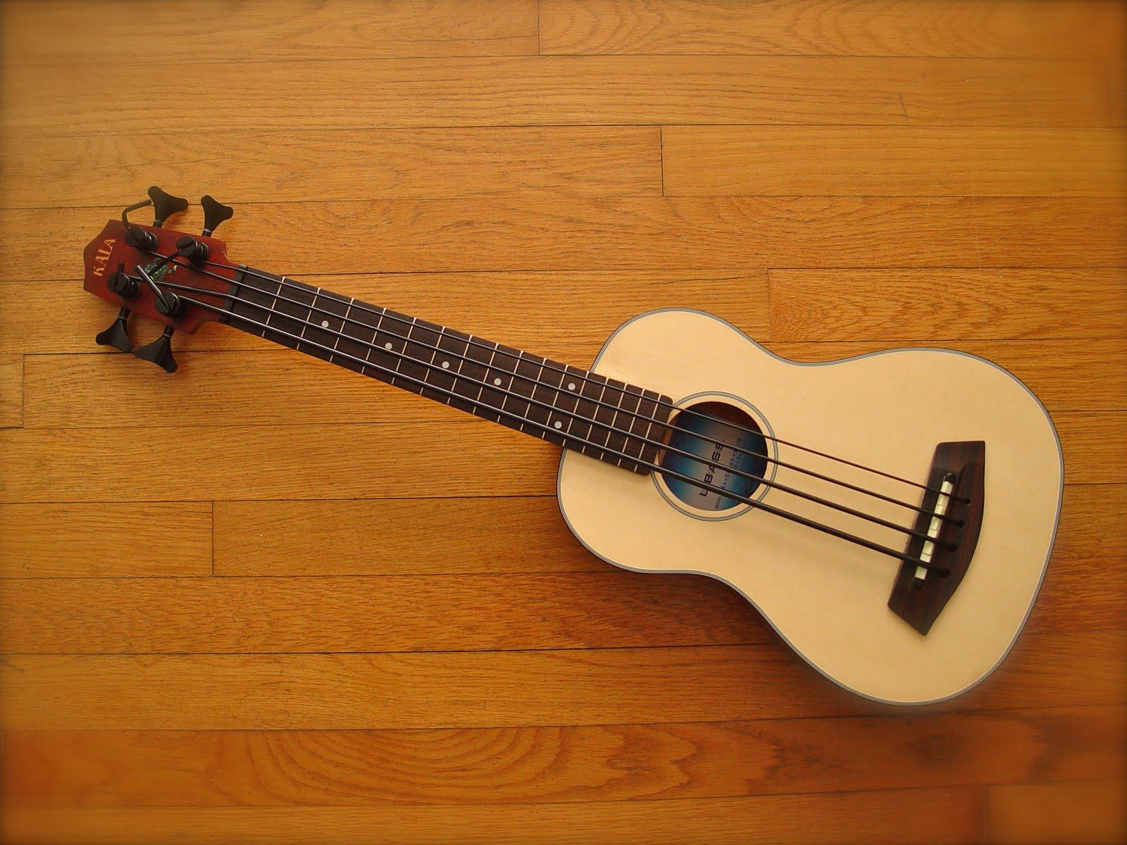 billyradd music my new kala u bass. Black Bedroom Furniture Sets. Home Design Ideas