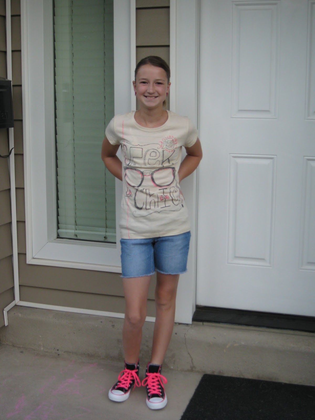 First Day Of School 7th Grade